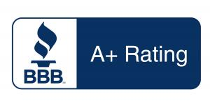 bbb a rating logo